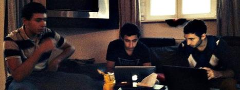 Damien Criado, Christian et Antoine Maklhouf,  co-fondateurs de la société YKA.  - Hi & You | Maison connectée et Domotique | Scoop.it