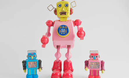 Robot Parents to Replace Human Counterparts? | Care2 Healthy ... | Det første scoop | Scoop.it