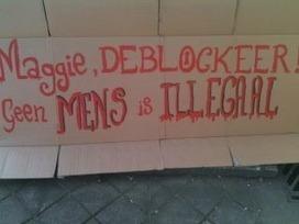 jeudi 29 mars 2012 - Bruxelles - manifestation pour la régularisation des sans-papiers | Occupy Belgium | Scoop.it