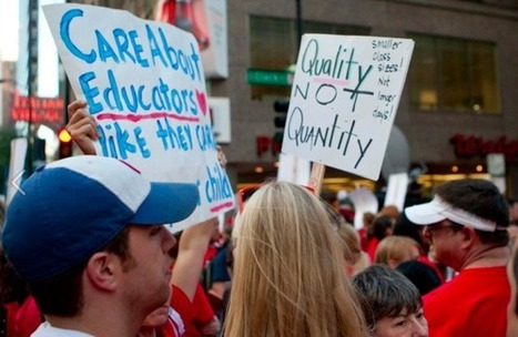 The Chicago Teacher Strike is Also About the Future | Contingent Nation | Scoop.it