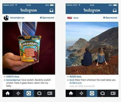 Instagram ads are going international | Our Social Times - Social ... | SEO 4 Beginners | Scoop.it