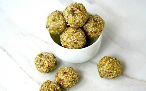 Top Energy-Boosting Vegan Bites to Power You Through the Week! (Recipes) - One Green Planet | ♨ Family & Food ♨ | Scoop.it