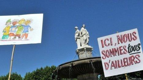 Lutte contre le racisme : Marseille et Aix, bons derniers | Marseille | Scoop.it