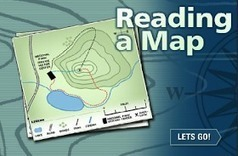 Educational Technology and Mobile Learning: Here Is A great Interactive Tool to Teach Students How to Read A Map | Cool School Ideas | Scoop.it