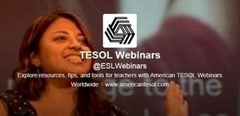 American TESOL Webinars | Post-CELTA Teacher Development Resources | Scoop.it