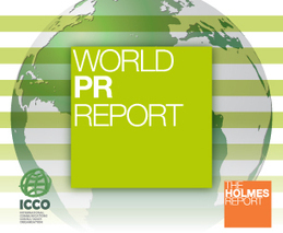 World Report: Global PR Industry Growth Surges To 11% - The Holmes Report | In PR & the Media | Scoop.it