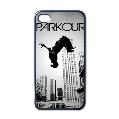 Apple iPhone Case - Parkour Precision Jumping Yamakasi - iPhone 4 Case | Merchanstore - Accessories on ArtFire | Custom iPhone 4 or 4S Case Cover | Scoop.it
