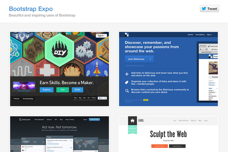 Welcome to the Bootstrap Expo | Bootstraptor FREE KIT update | Scoop.it