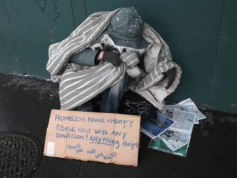 The London borough that has turned homeless people into 'criminals' | SocialAction2015 | Scoop.it