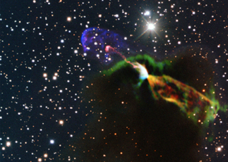 ALMA captures close-up of newborn star | Share Some Love Today | Scoop.it