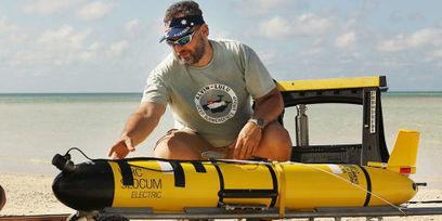 Meet Underwater Drones That Will Explore the Ocean | ScubaObsessed | Scoop.it