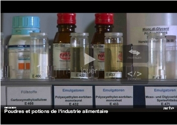 [vidéo] Les poisons de l'industrie alimentaire - Arte | Toxique, soyons vigilant ! | Scoop.it