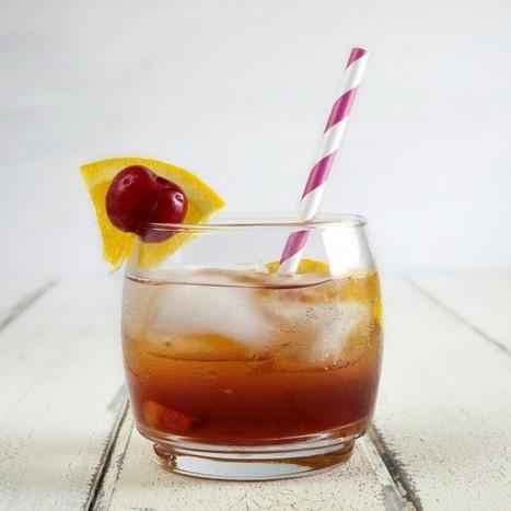 Cherry Infused Bourbon Old Fashioned - Munchin with Munchkin | À Catanada na Cozinha Magazine | Scoop.it
