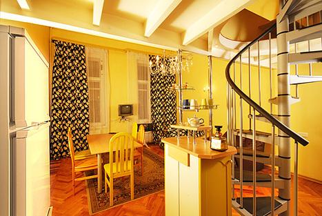 Appartement de 2 pièces, près de la place du Palais, Saint-Pétersbourg   Russian Apartment   Scoop.it