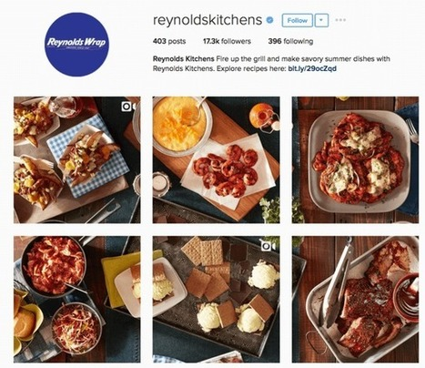 4 Creative Ways to Use Instagram for Business #socialmediamarketing #instagrammarketing | MarketingHits | Scoop.it