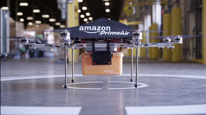 Amazon Seeks Chance to Show U.S. Drones Can Safely Deliver Cargo - Bloomberg | Ecommerce logistics and start-ups | Scoop.it