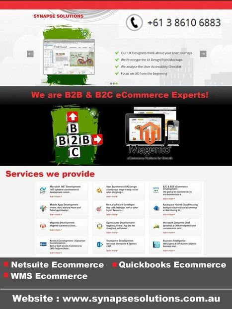 Datapel Ecommerce | Synapse Solutions | Scoop.it