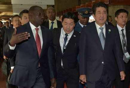 En Afrique, le Japon veut rattraper la Chine | Herbovie | Scoop.it