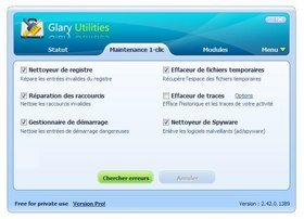 Glary Utilities : Utilitaires gratuits pour réparer et optimiser votre ordinateur | Le Top des Applications Web et Logiciels Gratuits | Scoop.it