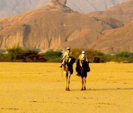 Une traversée du Sahara (1/5) : Le plus grand musée du monde / Deuxième partie : Jean-Marc Durou   Routes culturelles et itinéraires en Méditerranée   Scoop.it