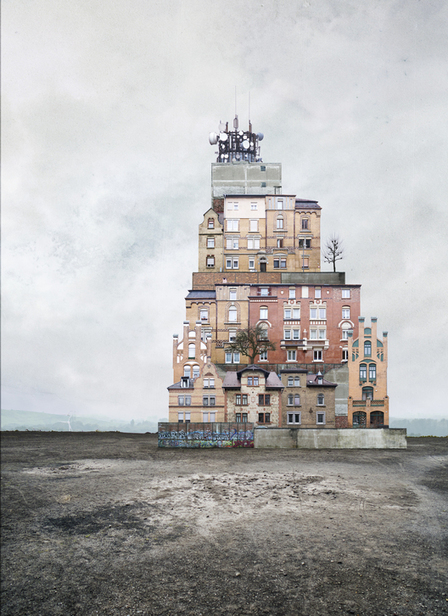 Arte y Arquitectura: COLLAGES surrealistas de arquitectura por ... - Plataforma Arquitectura | The Architecture of the City | Scoop.it