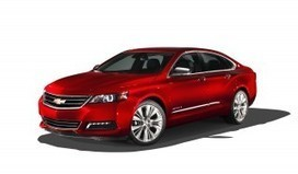 2014 Chevrolet Impala Earns Top Five-Star Safety Scores | Sport Unlimited | Scoop.it