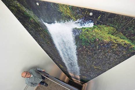 How I Created a Four-Story-Tall Print of One of My Photographs - PetaPixel   ISO102400   Scoop.it