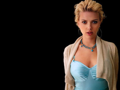 Best Of Pinterest Images: Scarlett Johansson Wallpaper | Celebrities Fashion | Scoop.it