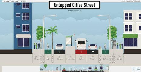 Cool Urban Website: Streetmix Makes Designing ... - Untapped Cities | MyCoop General | Scoop.it
