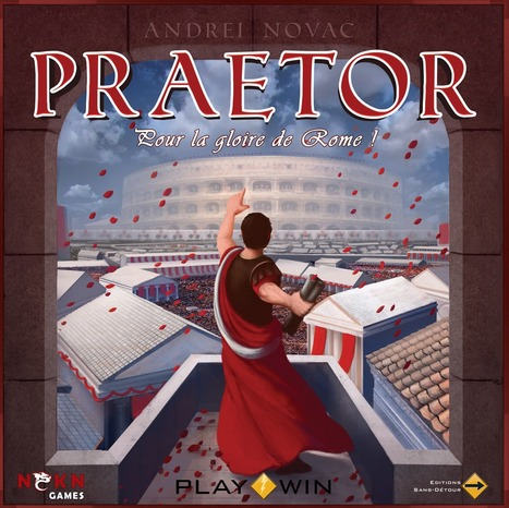 From Exodus to Praetor and back | The NSKN Boardgames Magazine | Scoop.it