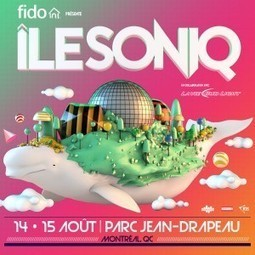 ILESONIQ 2015- Le festival débute vendredi! | On jase Ecocup ! | Scoop.it
