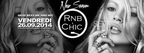Fri 26.09.14 • RNB CHIC & QUEENS @ SETT (Tour & Taxis) #Brussels | CHRONYX.be : we love to party ! | Scoop.it