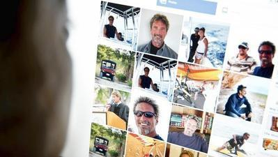 McAfee proclaims innocence, alters look to evade Belize police | Filmbelize | Scoop.it