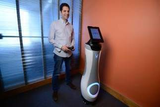 Robots predicted to join family in home or serve in public setting | leapmind | Scoop.it