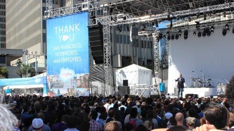 Salesforce Innovation Secrets: How Marc Benioff's Team Stays On Top | Marketing | Scoop.it