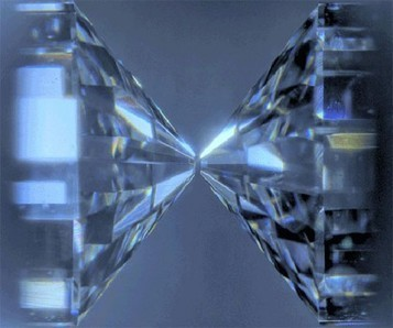 Why Diamonds Are Good For Making New Materials | Shock Physics | Scoop.it