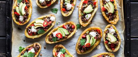 20 Easy Vegan Lunch Ideas Perfect For Work | Vegan Food | Scoop.it
