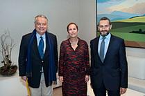 La Presidenta de Navarra y el cónsul francés Fabrice Delloye analizan la entrada de Navarra en la eurorregión | Ordenación del Territorio | Scoop.it