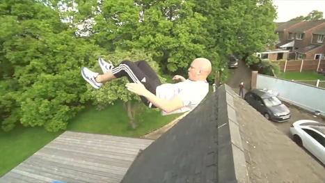 Russian swing time: UK man launches himself over house | ProNews | Scoop.it