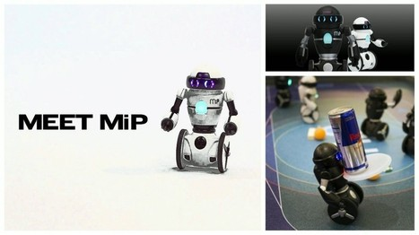 Wow wee's Toy Robot, about to get out of stock before its production - TechWaq.com | Robotics | Scoop.it