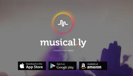 Musical.ly, la social app dalla Cina che ha conquistato l'America | Digital Breakfast | Scoop.it