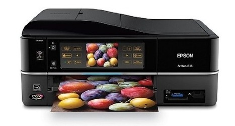 Epson Artisan 835 Driver download ~ Printer Driver Collection | Printer Driver | Scoop.it