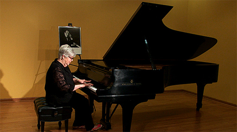 Vladimir Horowitz's Steinway Available For All To Play | KCUR | OffStage | Scoop.it
