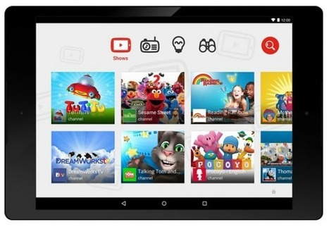Google va lancer YouTube Kids, destiné aux enfants | Going social | Scoop.it