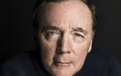 First ever self-destruct novel launched by James Patterson | Quite Interesting News | Scoop.it