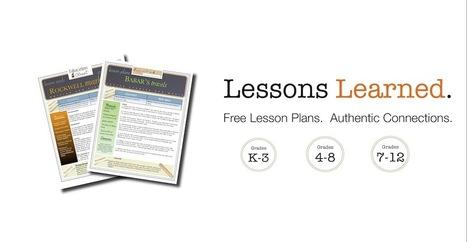 Arts Integration Lesson Plans | Education Closet | The Arts & Languages | Scoop.it