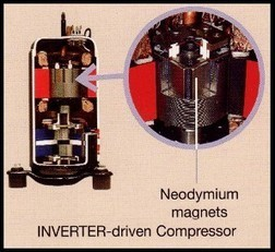 What is the difference between an Inverter and Normal Fixed speed air conditioner? | Algarve Air Conditioning | HVAC & Compressors News | Scoop.it
