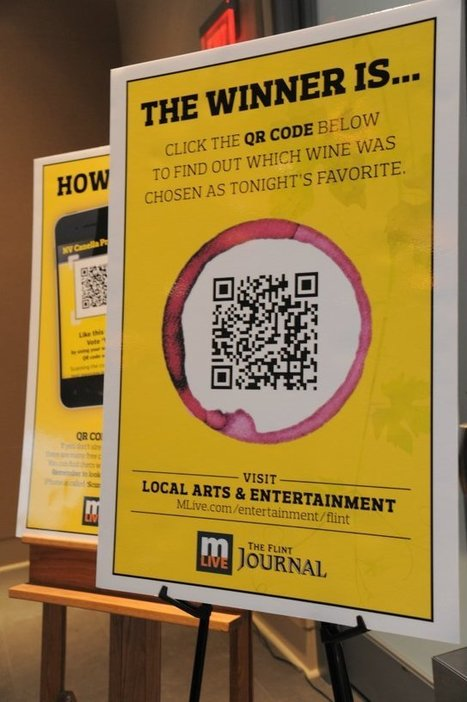 Flint Institute of Arts QR Codes « QR Code ® Artist | QR codes in learning and education | Scoop.it
