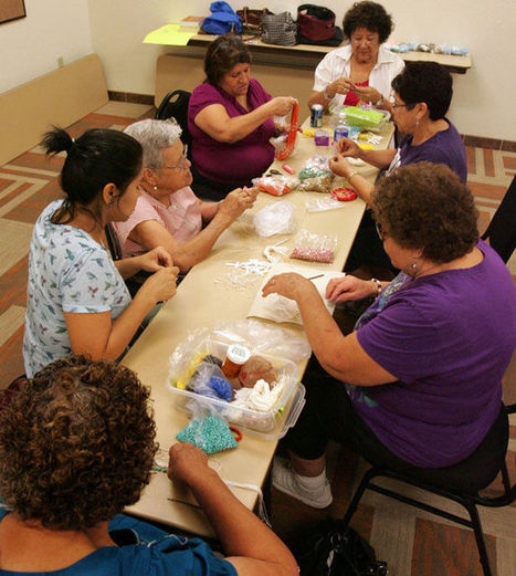 St. Anthony women make rosaries for missions in faraway lands - TriValley Central | Social Justice | Scoop.it