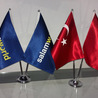 table flag,masa bayrak